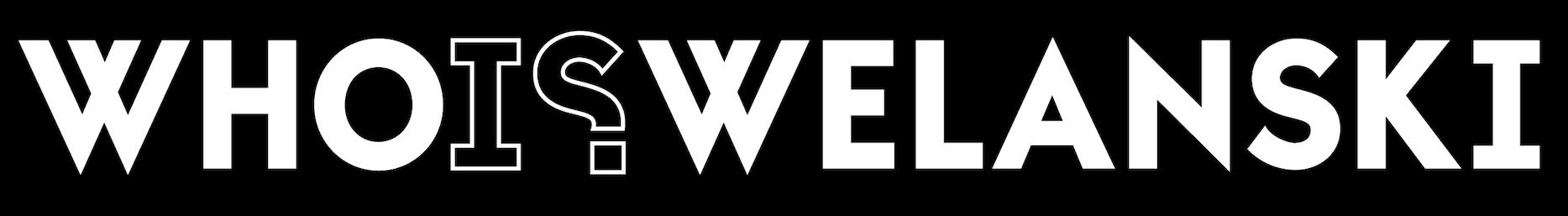 whoiswelanski Logo